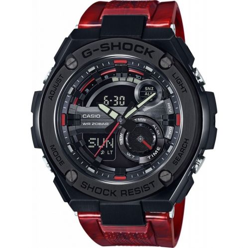 ЧАСОВНИК CASIO G-SHOCK G-STEEL GST-210M-4AER
